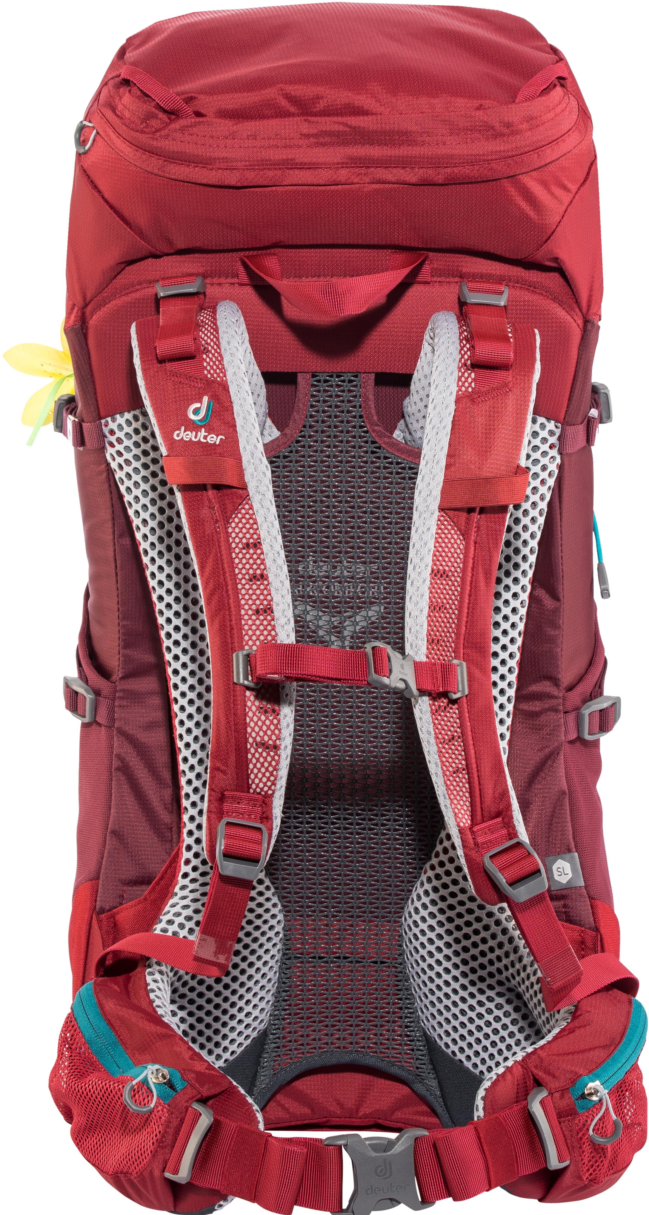 8a0ae5c602c50 Deuter Futura 28 SL Backpack Women cranberry-maron